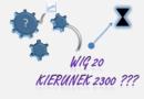 WIG 20 – kierunek 2300 pkt? 20 pkt do sygnału L ….